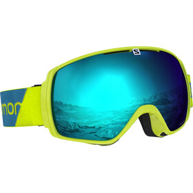 Salomon XT One Goggles Neon Yellow